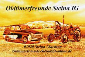 Oldtimerfreunde Steina - Vorstellung